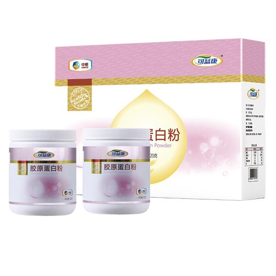 中粮可益康胶原蛋白粉礼盒240g