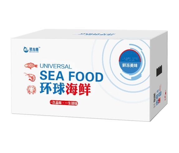 星龙港海鲜礼盒—阖家团圆