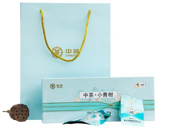 中粮中茶小青柑礼盒60