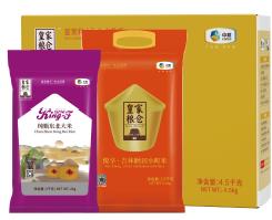 中粮皇家粮仓家宴米礼盒4.5kg