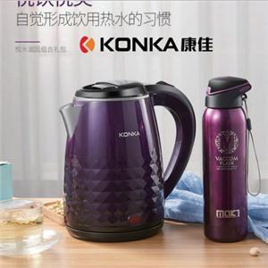 康佳-悦水滋园组合套装(KGBL-20B6电热水壶 ML500运动杯)